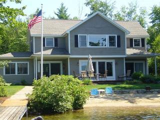 Winnipesaukee Waterfront for 8 with  Sand Beach - Center Sandwich vacation rentals