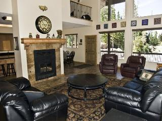 Ridge Top Lodge Huge and Private great for groups - Brian Head vacation rentals