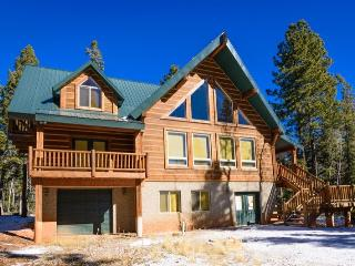 Moccisan Lodge is a Beautiful Family Cabin - Brian Head vacation rentals