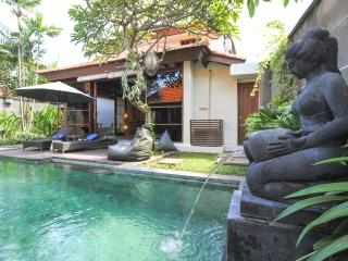 2 BDRM, POOL, CENTRAL, CLOSE TO BEACH, SHOPS, SPAS - Sanur vacation rentals