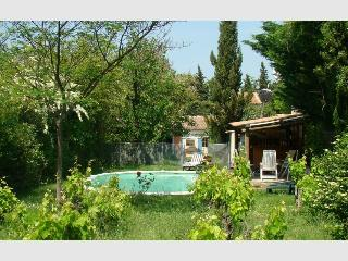 Saint Rémy private house including pool - Rochefort du Gard vacation rentals