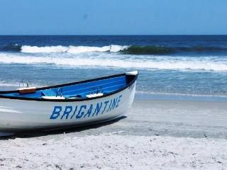New Construction Duplex Beach House sleeps 7-14 p - Brigantine vacation rentals