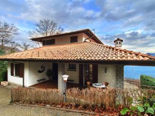 Spacious home with splendid views near Stresa! - Piedmont vacation rentals
