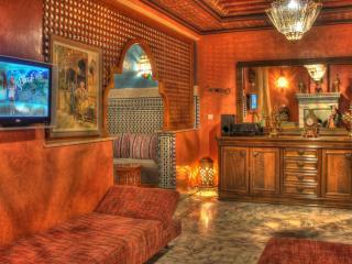 شقة من غرفتين خمس نجوم في منتجع النخيل - Marrakech-Tensift-El Haouz Region vacation rentals