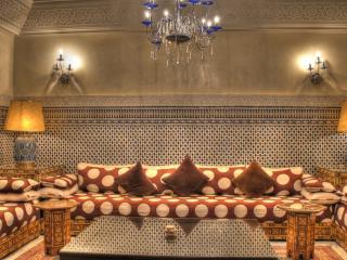 شقة من غرفتين خمس نجوم  وحديقة منتجع النخيل مراكش - Marrakech-Tensift-El Haouz Region vacation rentals