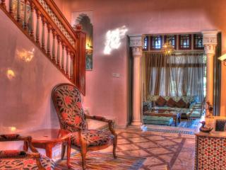 فيلا تلات غرف  خمس نجوم حديقة على الغولف في النخيل - Marrakech-Tensift-El Haouz Region vacation rentals