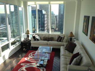 STUNNING OCEAN VIEW VANCOUVER EXECUTIVE PENTHOUSE - Vancouver vacation rentals