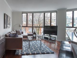 May and July, 2-bedroom condo in fabulous Yaletown - North Vancouver vacation rentals