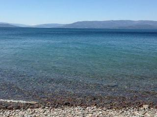 Perfect private Get Away! Enjoy the quiet and 200 ft of pristine Lakeshore! - Flathead Lake vacation rentals