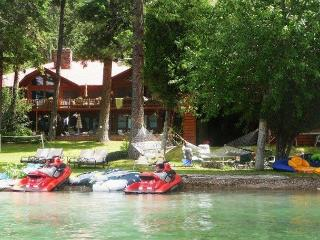 Flathead Lake Dream Home for Large Family Vacation. Excellent Location! - Polson vacation rentals