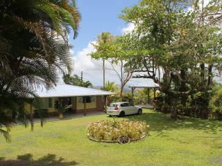 Magnifique villa creole au milieu d 'un beau jardi - Gros-Morne vacation rentals