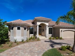 DOVE FAUSTINE - All New Construction Late 2014, Fabulous Location !! - Marco Island vacation rentals