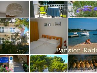 B&B On the Beach Pansion Rade, 2BD w/Breakfast, 7 - Pirovac vacation rentals
