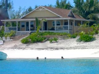 Sea Garden-beachfront house - The Exumas vacation rentals