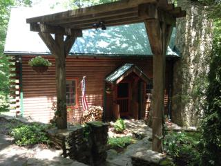 Mallard Manor, On Lake Sequoyah  and a Short Hike to Bridal Veil Waterfalls. - Sapphire vacation rentals