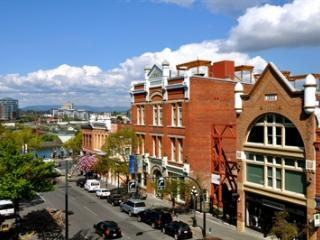 Lovely Leisure Condo 1 bedroom loft - Victoria vacation rentals