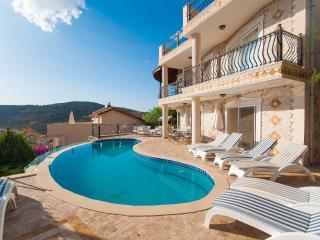 Holiday villa in Kiziltas/ kalkan : sleeps 10. 090 - Kalkan vacation rentals