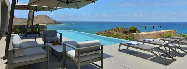 SPECIAL OFFER: St. Barths Villa 75 Located On The Wild Coast On Toiny, The Villa Has A Breathtaking Ocean View. - Toiny vacation rentals
