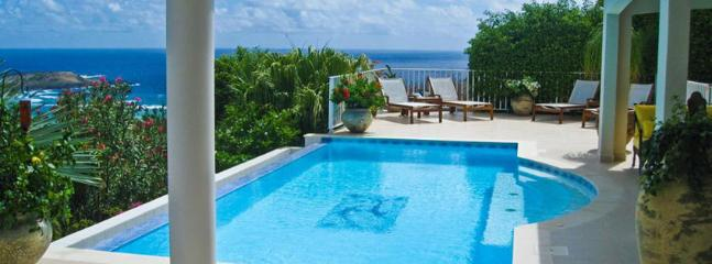 Villa Maracuja SPECIAL OFFER: St. Barths Villa 76 The Villa Has A Very Nice And Sprawling Garden And A Panoramic View Over Grand Cul De Sac. - Vitet vacation rentals