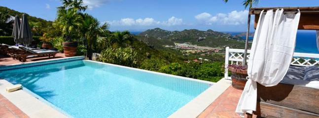 SPECIAL OFFER: St. Barths Villa 77 - Lurin vacation rentals