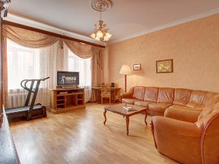 Huge apartment for a big group (287) - Saint Petersburg vacation rentals