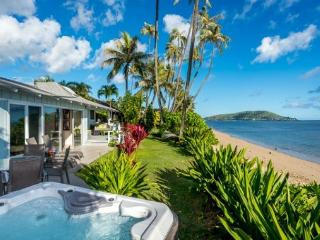 Stay in one of the best reviewed beach homes in all of Honolulu - Kahala vacation rentals