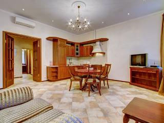 Elegant 2bedroom apartment (371) - Russia vacation rentals