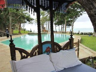 KINONDO BEACH VILLA (ON BEACH & SLEEPS 10) - Diani vacation rentals