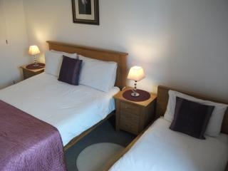 AU BON ACCUEIL B & B room for 3 - ensuite - Basse-Normandie vacation rentals