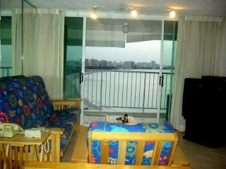 ESJ Towers one bedroom ocean front #1471 - San Juan vacation rentals