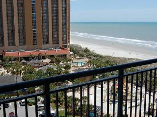 Beautiful 3 Bedroom Condo with a Pool at Brighton Tower by the Beach - Myrtle Beach vacation rentals