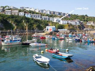 Lower Deck, Mevagissey - Cornwall vacation rentals