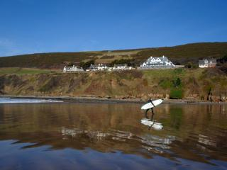 5 Ocean Point located in Saunton, Devon - Saunton vacation rentals