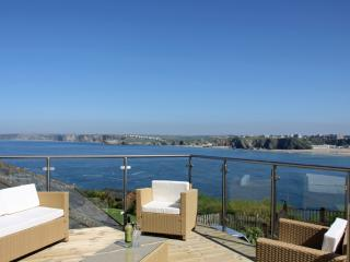 Sea View House - Sea View House located in Newquay, Cornwall - Newquay vacation rentals
