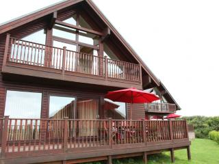 Beech Lodge - Beech Lodge located in St. Columb Major, Cornwall - Roche vacation rentals