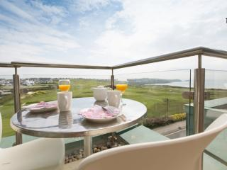 Penthouse 50 Zinc - Penthouse 50 Zinc located in Newquay, Cornwall - Newquay vacation rentals