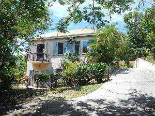 Out Of The Bleu at Coral Bay, St. John - Pool, Ocean View - Coral Bay vacation rentals