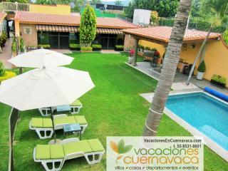 Preciosa casa fin de semana Villa las Fuentes - Cuernavaca vacation rentals