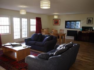 Deluxe Chalet with wood fired HOT TUB - Langport vacation rentals