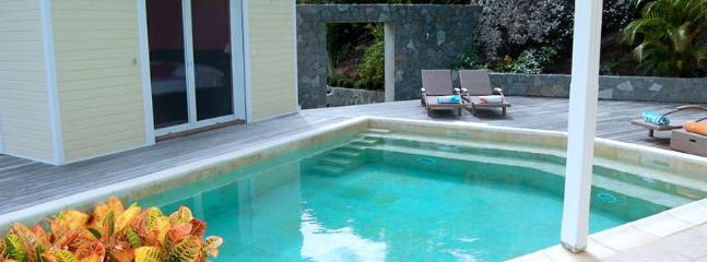 Villa Florence SPECIAL OFFER: St. Barths Villa 69 Located On The Hillside Of Marigot In St Barths In The French Antilles. - Marigot vacation rentals