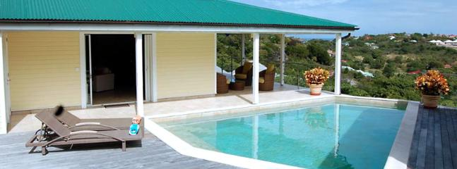 SPECIAL OFFER: St. Barths Villa 67 Located On The Hillside Of Marigot In St Barths In The French Antilles. - Marigot vacation rentals