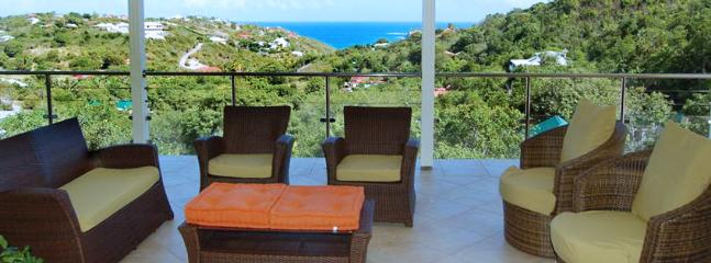 SPECIAL OFFER: St. Barths Villa 68 Located On The Hillside Of Marigot In St Barths In The French Antilles. - Marigot vacation rentals