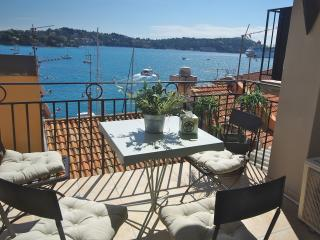 Villefranche sur Mer Apartment with Terrace over the Mediterranean - Villefranche-sur-Mer vacation rentals