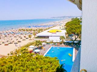 Absolute Beachfront LOFT, 180° WOW!! Seaview, Pool - Durres vacation rentals