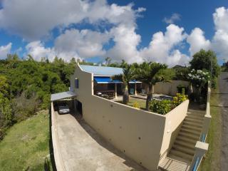 Rodrigues- Comfortable Villa with sea-view - Mauritius vacation rentals