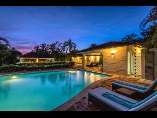 Walk to the Beach ! Casa de Campo NEW 5BR VILLA - La Romana vacation rentals