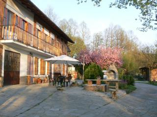 Tra ASTI e TORINO cascina tranquilla e conveniente - San Paolo Solbrito vacation rentals