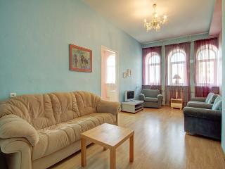 Comfortable 2-bedroom Apartment (317) - Saint Petersburg vacation rentals
