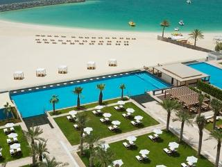 STUNNING! 5*,4 BR, Beach Front Apt,Sea Views,JBR - Dubai vacation rentals