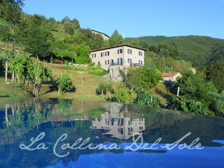 La Collina Del Sole - Tuscan villa & infinity pool - Tuscany vacation rentals